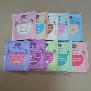 H&F BELX プレミアムルイボスティー ティーパック アソート10種類   (茶)