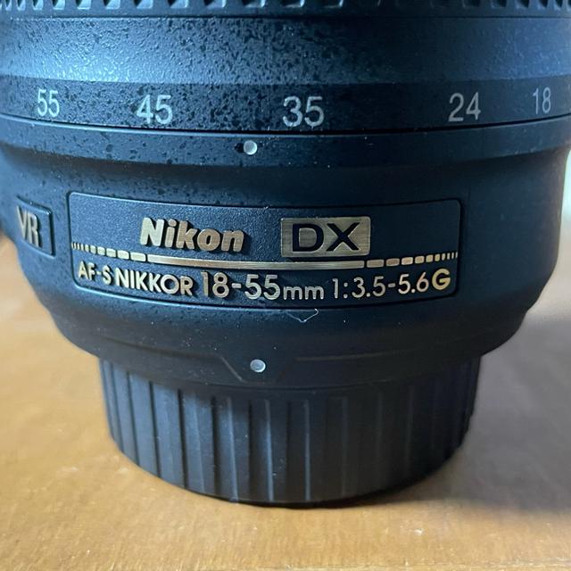 Nikon(ニコン)のNikon  D3200ダブルズームキット スマホ/家電/カメラのカメラ(デジタル一眼)の商品写真