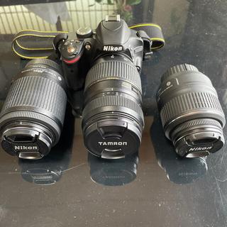 Nikon - Nikon  D3200ダブルズームキット