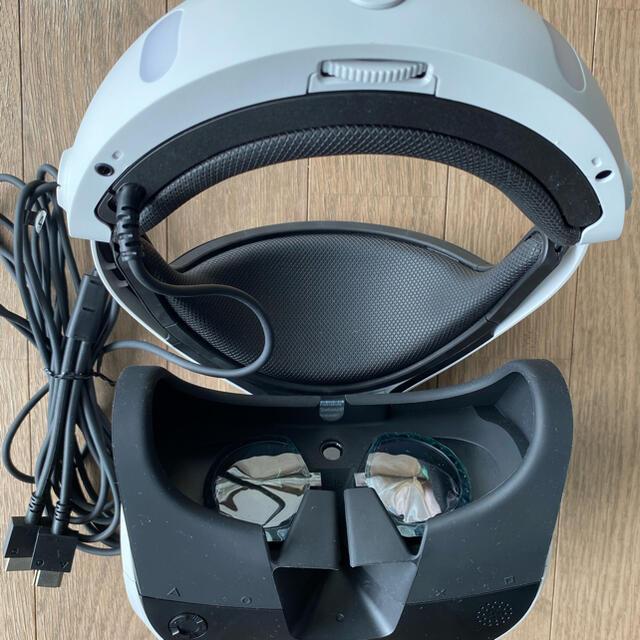 """PlayStation VR(プレイステーションヴィーアール)の 値下げ中!【中古】PlayStation VR""""WORLDS""""同梱版 エンタメ/ホビーのゲームソフト/ゲーム機本体(その他)の商品写真"""