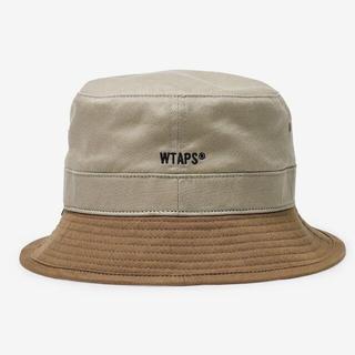 W)taps - 21SS WTAPS BUCKET 02 /HAT BEIGE