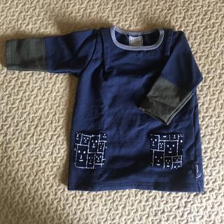 ソウソウ(SOU・SOU)のSOU・SOU わらべぎ トップス 子どもS(Tシャツ/カットソー)