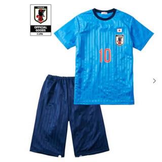 アディダス(adidas)のメンズパジャマ サムライブルーサッカー日本代表 Mサイズ(スポーツ選手)