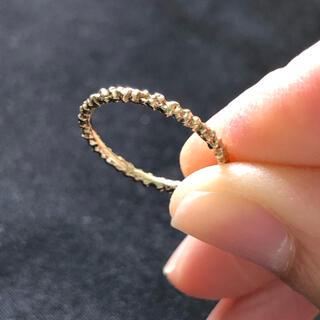 カオル(KAORU)のアトリエカオル スパークルリング(リング(指輪))