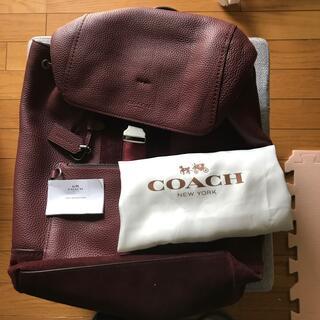 COACH - コーチリュックサック