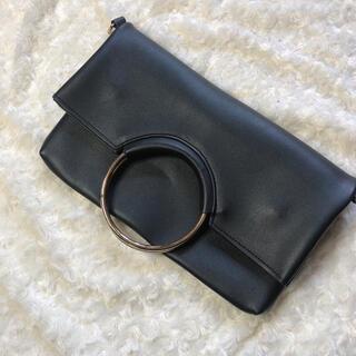 クラッチバック 黒(クラッチバッグ)