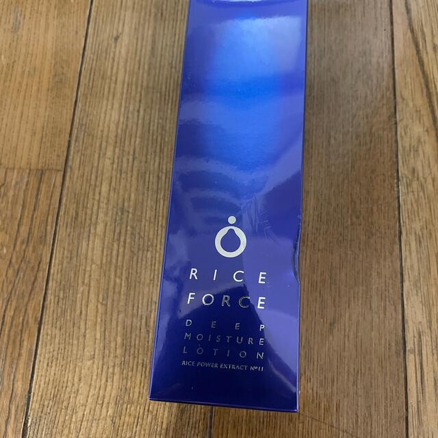ライスフォース(ライスフォース)のライスフォースディープモイスチャーローション コスメ/美容のスキンケア/基礎化粧品(化粧水/ローション)の商品写真