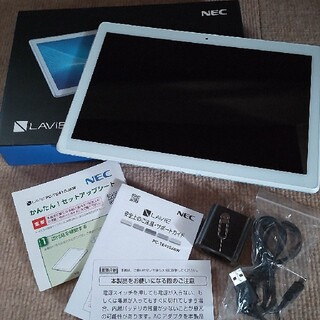 NEC - NEC LAVIE Tab E PC-TE410JAWタブレット