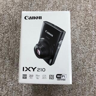 キヤノン(Canon)のノブさま専用 キャノン IXY210  シルバー(コンパクトデジタルカメラ)