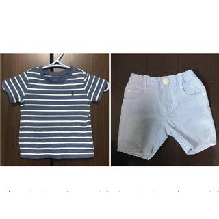 ラルフローレン(Ralph Lauren)のラルフローレン 80 半袖 Tシャツ(シャツ/カットソー)