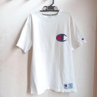チャンピオン(Champion)のチャンピオン champion Tシャツ 白(Tシャツ(半袖/袖なし))