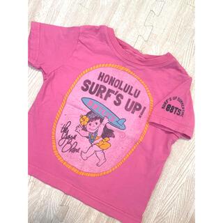 エイティーエイティーズ(88TEES)のハワイ購入88teesピンクTシャツ(Tシャツ/カットソー)
