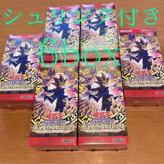 ユウギオウ(遊戯王)の【6box】遊戯王 レジェンドデュエリスト編6 シュリンク付き(Box/デッキ/パック)