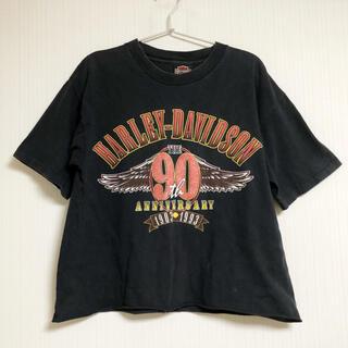 ハーレーダビッドソン(Harley Davidson)のバイク HARLEY ハーレー ハーレーダビッドソン 半袖 Tシャツ シャツ(Tシャツ(半袖/袖なし))