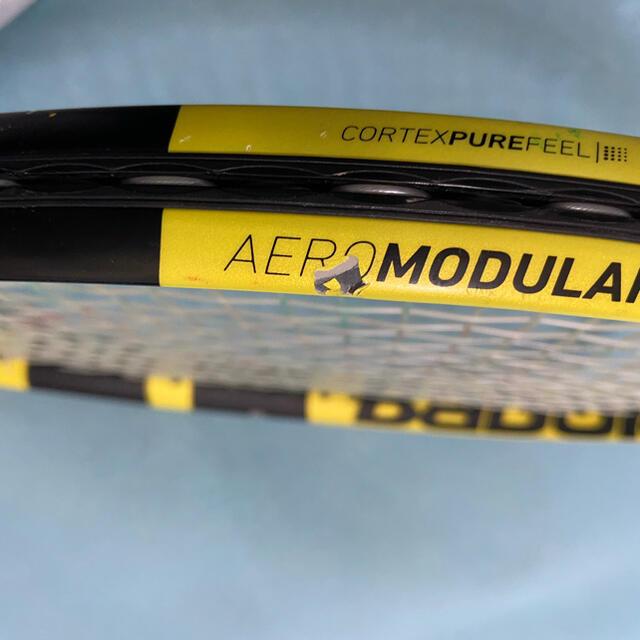 Babolat(バボラ)のバボラ ピュアアエロ2019 G3 スポーツ/アウトドアのテニス(ラケット)の商品写真