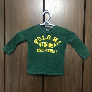 ポロラルフローレン(POLO RALPH LAUREN)のポロ ラルフローレン 長袖 Tシャツ 80(Tシャツ)