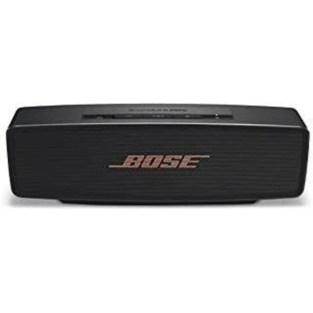 BOSE(ボーズ)のBose SoundLink Mini Bluetooth speaker II スマホ/家電/カメラのオーディオ機器(スピーカー)の商品写真