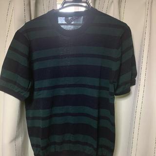 アバハウス(ABAHOUSE)のアバハウス 天竺ボーダーTシャツ(Tシャツ/カットソー(半袖/袖なし))