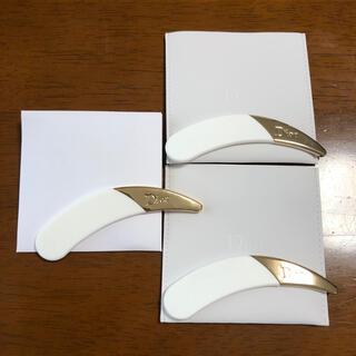 Dior - 【Dior】スパチュラ 3本セット
