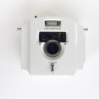 OLYMPUS - OLYMPUS Ecru オリンパス エクリュ 箱付き フィルムカメラ