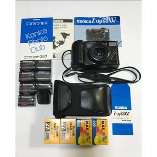 コニカミノルタ(KONICA MINOLTA)のコニカ ミノルタ フィルムカメラ z-up28W(フィルムカメラ)