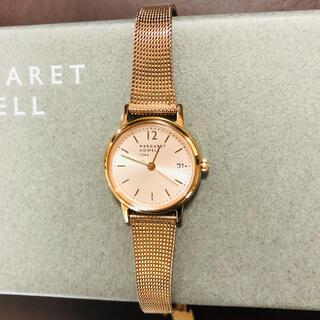 MARGARET HOWELL - 美品♬マーガレットハウエル 腕時計 ピンクゴールド