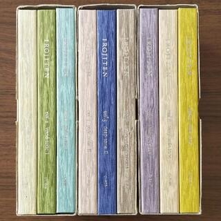 トンボエンピツ(トンボ鉛筆)の色辞典 色鉛筆セット(色鉛筆)