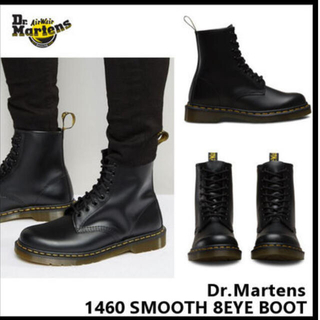 Dr.Martens - 【Dr.Martens】1460 SMOOTH 8EYE BOOT