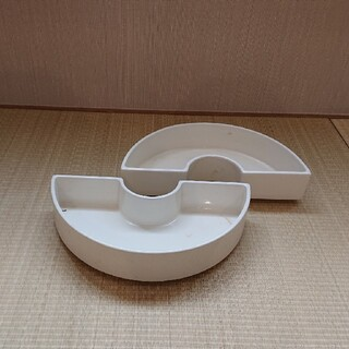 小原流 花器 花意匠新型花器 ドーナツ(2個)(花瓶)