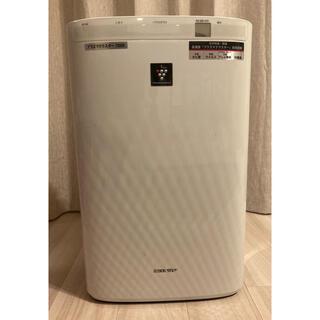 シャープ(SHARP)のSHARP 空気清浄機 加湿器 KC-Y65-W(空気清浄器)