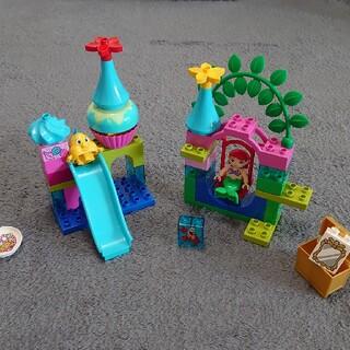 Lego - LEGO レゴ デュプロ リトルマーメイドアリエルの海のお城  10515