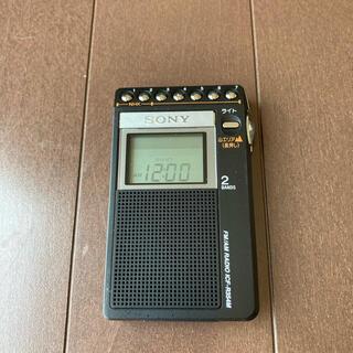 ソニー(SONY)のSONY 山ラジオ ICF-R354M(ラジオ)
