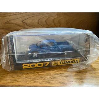 トヨタ(トヨタ)の新品未開封!TOYOTA TUNDRA ミニカー(模型/プラモデル)