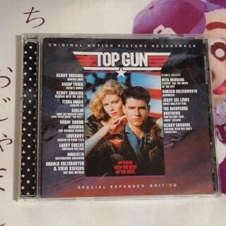 ソニー(SONY)のCD トップガン オリジナル・サウンドトラック (スペシャル編集盤)(映画音楽)