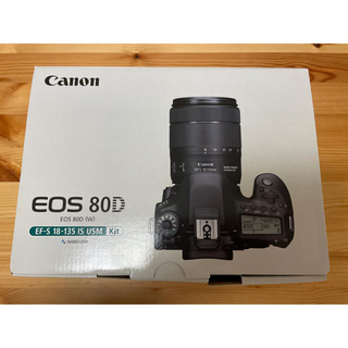 Canon - Canon eos 80D レンズキット