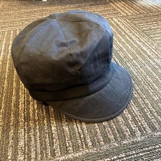 カシラ(CA4LA)のCA4LA 帽子(キャスケット)