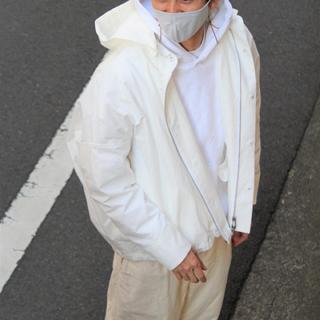Sise - SISE バルーンショートフィールドジャケット