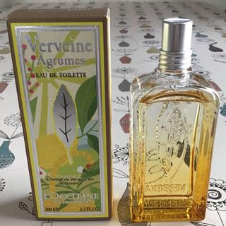 L'OCCITANE - ロクシタン シトラスヴァーベナ オードトワレ