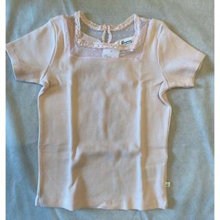 ボンポワン(Bonpoint)の【新品】ボンポワンのカットソー(Tシャツ/カットソー)