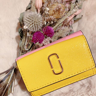 MARC BY MARC JACOBS - 新品未使用 MARC JACOBS 三つ折財布
