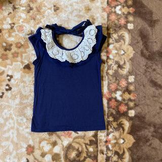 アンバー(Amber)の韓国子供服 FLO 半袖Tシャツ サイズ13 130㎝ amberやANNIKA(Tシャツ/カットソー)