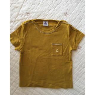 PETIT BATEAU - プチバトー Tシャツ サイズ24m/86cm