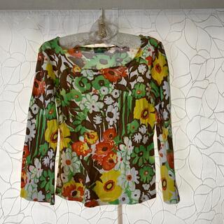 ベネトン(BENETTON)のベネトン(United Colors of benetton)長袖Tシャツ 美品(Tシャツ(長袖/七分))