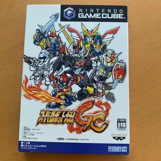 ニンテンドーゲームキューブ(ニンテンドーゲームキューブ)のスーパーロボット大戦GC GC(家庭用ゲームソフト)