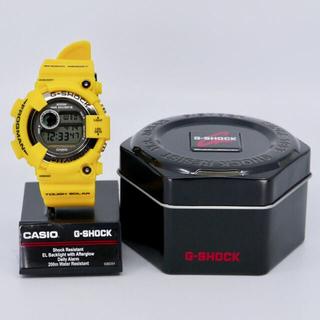 G-SHOCK - ベルベゼ新品イエローチタンフロッグマンDW-8200 FROGMAN
