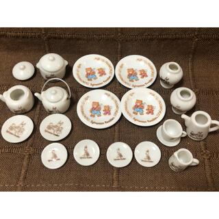 エポック(EPOCH)のシルバニアファミリー 陶器の食器(その他)