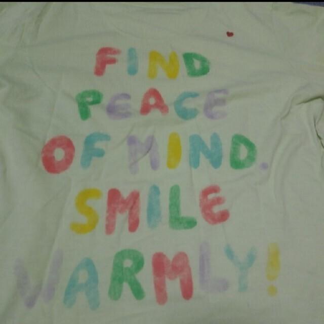 rough(ラフ)のroughTシャツ レディースのトップス(Tシャツ(半袖/袖なし))の商品写真