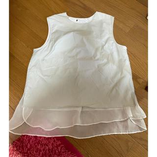 ケービーエフ(KBF)のKBF ノースリーブシャツ(シャツ/ブラウス(半袖/袖なし))