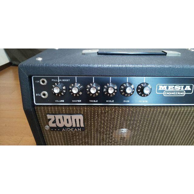 Zoom(ズーム)のZOOM AIDEAN/MESIA M-60  ギターアンプ 楽器のレコーディング/PA機器(パワーアンプ)の商品写真