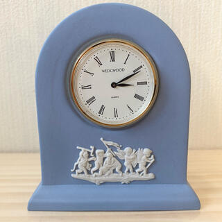 ウェッジウッド(WEDGWOOD)のWEDGWOOD★置き時計(置時計)